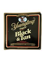 "Yuengling Black & Tan Embossed Metal Tin Bar BEER Brewery Sign  16"" x 16... - $25.23"
