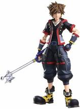 Square Enix Kingdom Hearts Iii Bring Arts Sora Version 2 Action Figure Japan New - $116.88