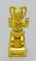Mini Kumaanthong Statue Worships (Gold Color)Lp.Somchai Wat Daan Kwean Temple - $64.00