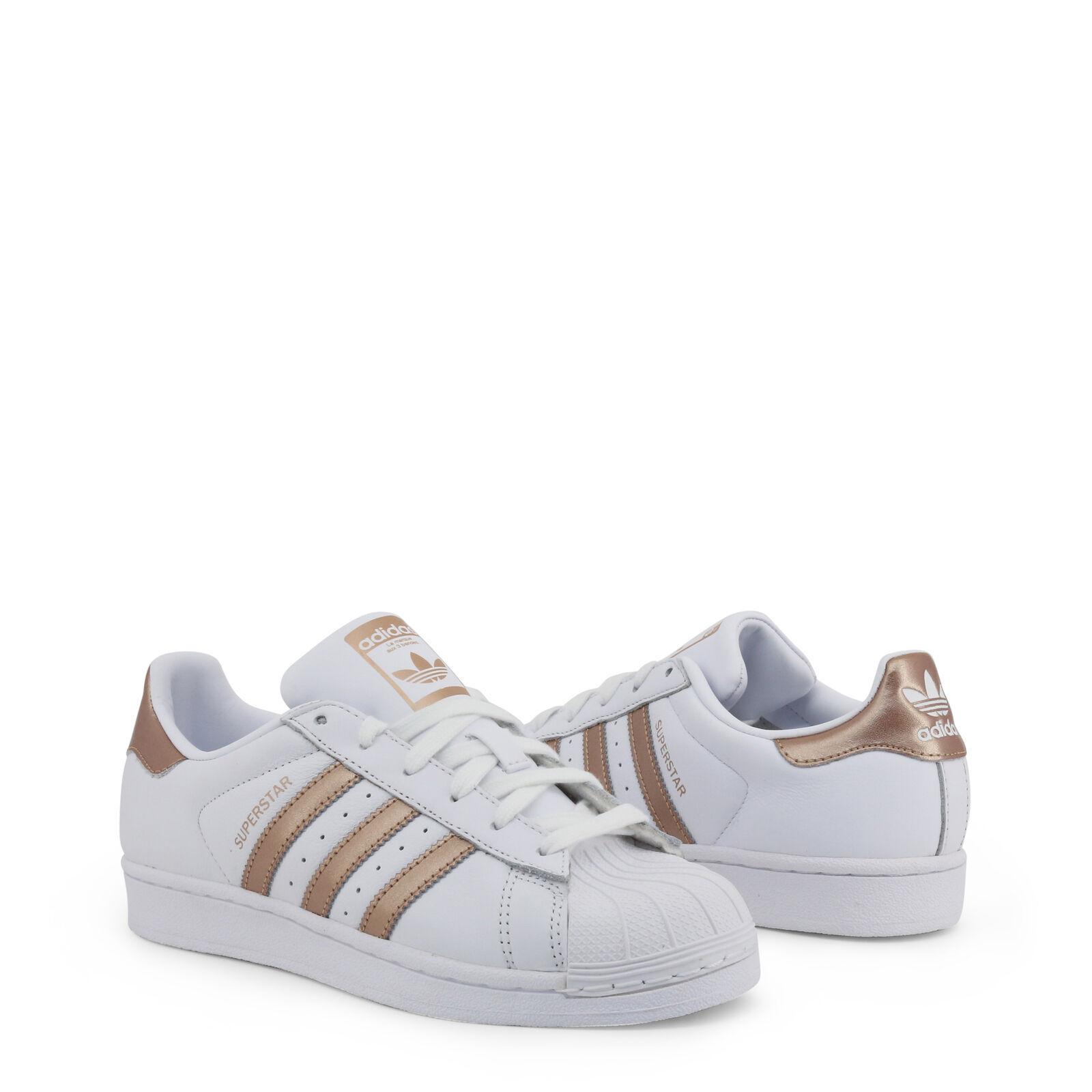 Adidas Superestrella Unisex Blanco 102615