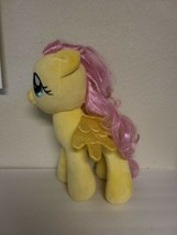 "Build A Bear My Little Pony FLUTTERSHY Yellow 16"" Stuffed Plush Pegasus ... - $24.99"