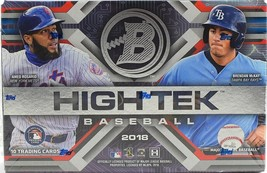 2018 Bowman High Tek Baseball Hobby Box - Factory Sealed!  - $110.00