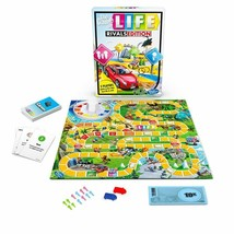 The Game of Life Rivals Edition Hasbro 2 Players Family Game Night Sealed - $21.28