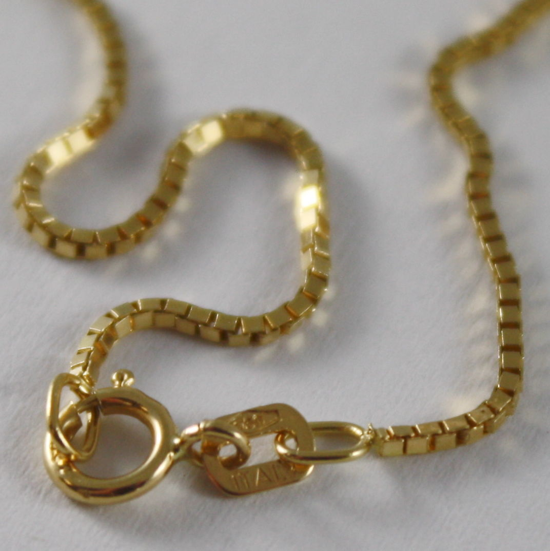 Technibond Diamond Cut Rope Chain Necklace 14K Yellow Gold Clad Sterling Silver