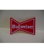 Budweiser Beer Collector Souvenir Patch Crest - $4.99