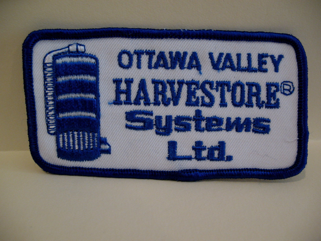 Primary image for Ottawa Valley Harvestore Systems Ltd. Souvenir Patch Crest