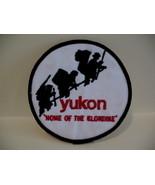 Yukon Territory Home Of The Klondike Souvenir Patch Crest - $4.99