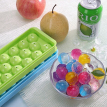 Lattices Whiskey Ice Ball Cube Maker Tray / Sphere Mould Mold Party - $6.99