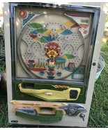 Vintage Kyoraku pachinko machine FOR PARTS or display as-is with balls - $246.51