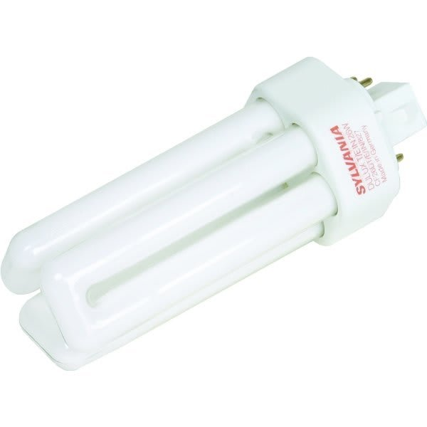 Primary image for Sylvania 26 Watt Triple Compact Fluorescent Bulb, 4,100 Kelvin, 16,000 Life