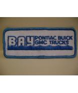 Bay Pontiac Buick GMC Trucks Souvenir Patch Crest - $4.99