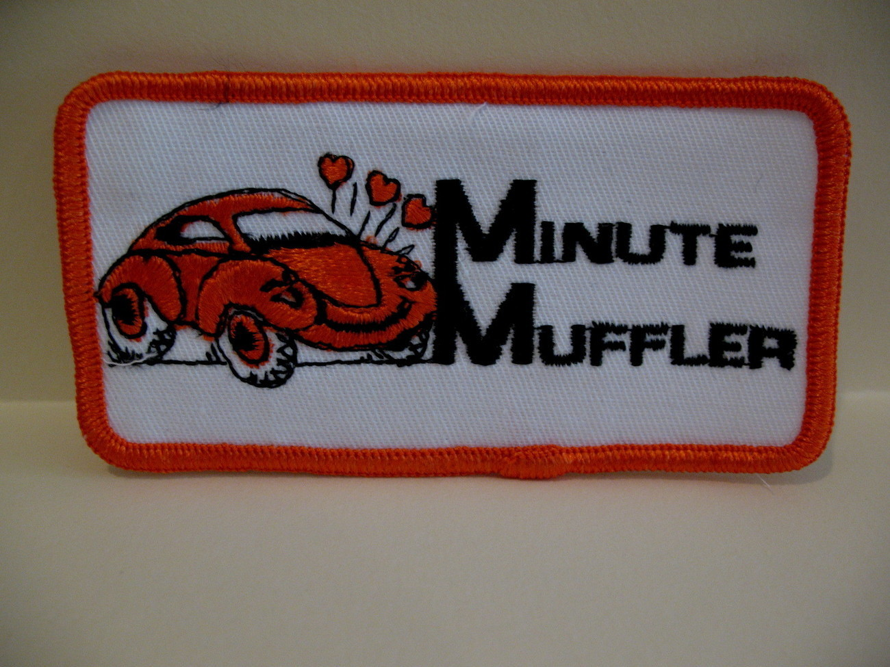 Primary image for Minute Muffler Souvenir Patch Crest