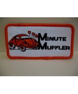 Minute Muffler Souvenir Patch Crest - $4.99
