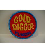 Gold Digger Yukon Territory Souvenir Patch Crest - $4.99