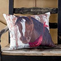 Indoor/Outdoor Animal Pillow Horse - $24.27