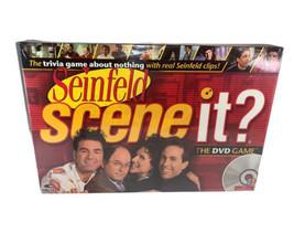Seinfeld Scene It 2008 DVD Trivia Game Factory Sealed Mattel New - $29.69