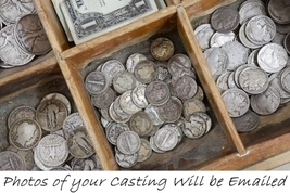 MONEY DRAWING SPELL.Pics of Casting Included. Powerful Hoodoo Magick Spell. - $22.60