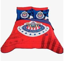 Jorge'S Home Fashion Inc New Pretty Collection Club Chivas De Guadalajara Origin - $156.42