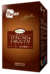 Tw supreme strong smooth 3in1 coffee