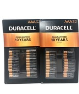 Duracell Batteries, Alkaline, AAA 32 batteries (Pack of 2) - $44.52