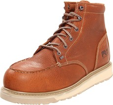 Timberland PRO Mens Barstow Wedge Safety Toe Brown Boot 9 D - Medium - $2.847,39 MXN