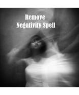 BLACK VOODOO MAGICK REMOVE HEX NEGATIVE ENERGY SPELL HAUNTED TALISMAN SAFE 4 YOU - $18.74