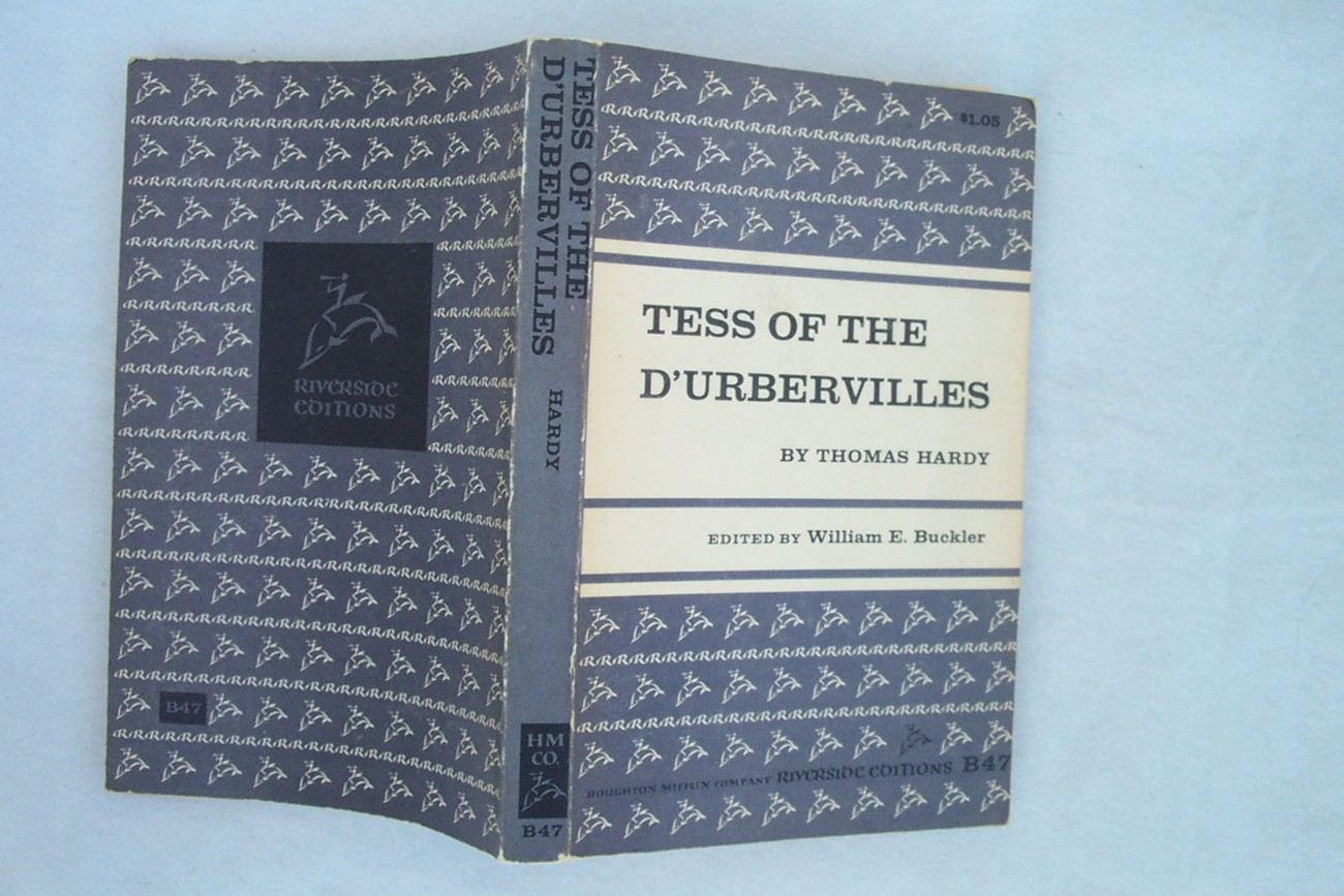 Primary image for Book Tess of the Durbervilles    Thomas Hardy  1960