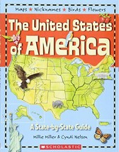 The United States of America: State-by-State Guide - $86.92