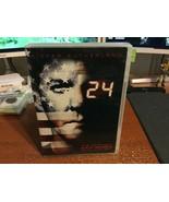 """24"" 24 The Complete Sixth Season (DVD, 2007, 7-Disc Set) - $5.00"