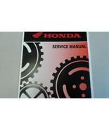 1996 1999 2000 2002 2003 2004 HONDA XR250R Service Shop Repair Manual NEW - $108.85