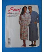 Easy McCALLS Stitch and Save 7385 Pattern - $4.95