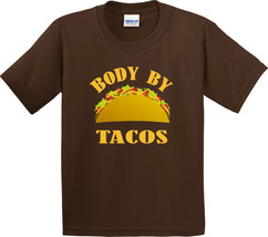 'Body By Tacos' Shirt ~ Multiple Colors and Sizes! Taco Bell/Del Taco/Ti... - $18.31+