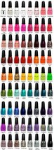 WET N WILD SPOILED Assorted 10 colors / Randomly packed Plus 2 Free Nail Files F - $29.39