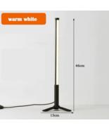 2021 Minimalism Floor Lamp Table White LED Light Tripod Set Bulb for Hom... - $58.30+