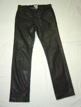 Women Ladies Calvin Klein J EAN S Size 9 Faux Snakeskin - $10.99