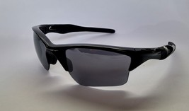 Oakley Sunglasses Half Jacket 2.0 XL 9154-01 Polished Black Iridium NEW ... - £63.12 GBP