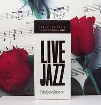 Live Jazz By Yves Saint Laurent EDT Spray 3.4 FL. OZ. - $249.99