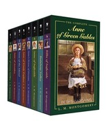 Complete Anne of Green Gables 8 Volumes Set [Paperback] Montgomery, L M - $37.46