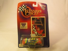 *New* Winner's Circle 1:64 Scale Car #24 Jeff Gordon 1998 Champion [Z165d] - $3.99