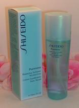 New Shiseido Pureness Balancing Softerner 5 fl oz  / 150 ml  Alcohol Free - $39.99