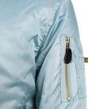Boy's Kids Premium Stylish Water Resistant Padded Zip Up Flight Bomber Jacket image 13