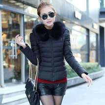New Slim Long Sleeve Winter Jacket - $31.96