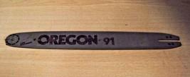"""Oregon 91 16"""" Chain Saw Bar 160SDEA218 (u7bh3g) - $16.44"""