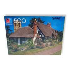 Vintage Milton Bradley Puzzle Croxley Warwickshire ENGLAND MB 500 Piece ... - $9.89