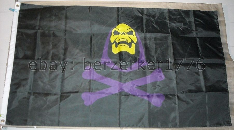 New Adventures He-Man and the Masters of the Universe 3/'x5/' Flag Banner USA Ship