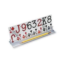 Maddak Playing Card Holder-10''-w/o Cards - $12.64