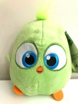 """6"""" Green Angry Birds Hatchlings Plush Toy . Licensed. New - $16.99"""