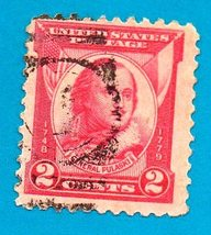 Scott    #690 Used United States Postage Stamp - General Pulaski (1931) ... - $1.99