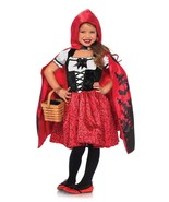 2pc Children's Red Riding Hood Storybook Princess Halloween Costume - $38.99