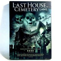 The Last House on Cemetery Lane (DVD, 2015, Widescreen) w/ Slipcover ! - $6.78